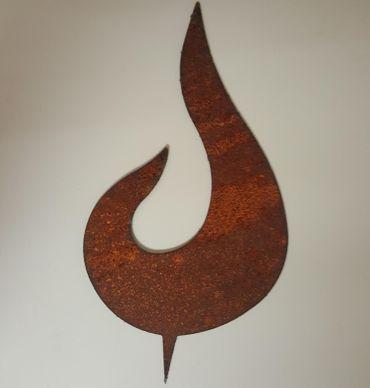 Edelrost-Flamme – Bild 6