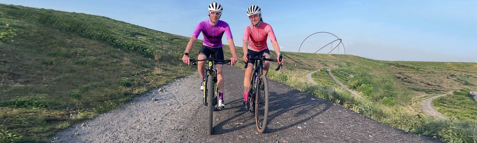 Radsport- und Teambekleidung