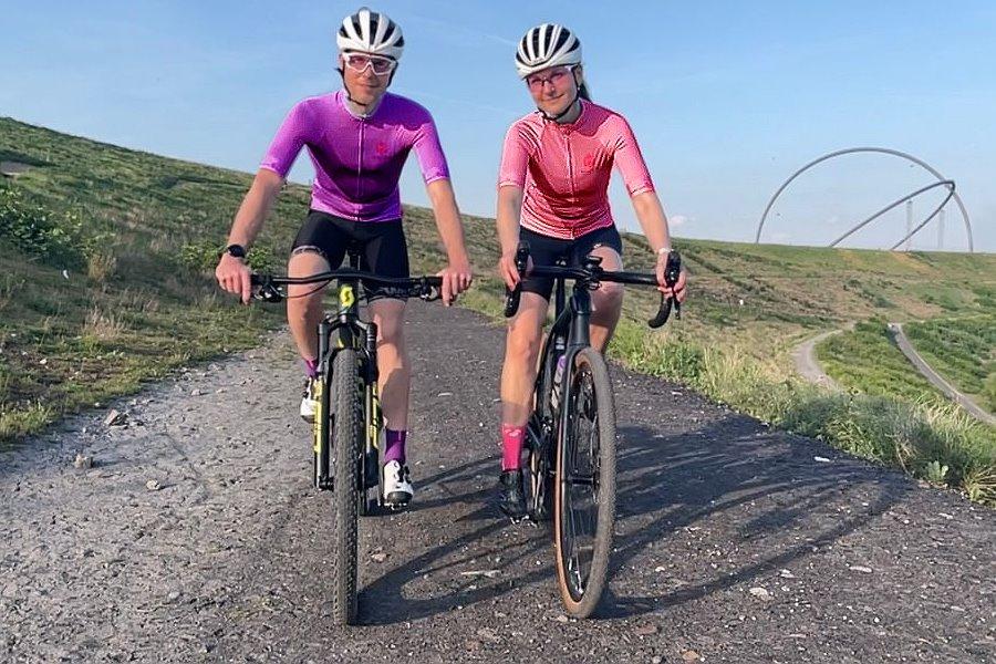 Radsport- und individuelle Teambekleidung