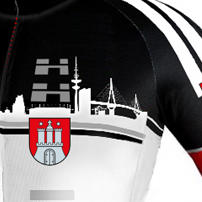 Radtrikot HAMBURG Limited Edition – Bild 2