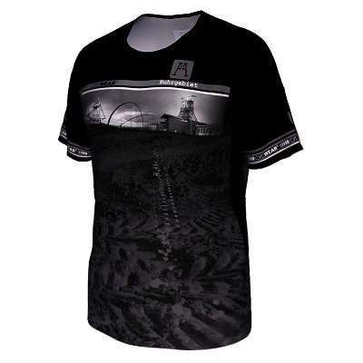Shirt Ruhrgebiet Schwarz