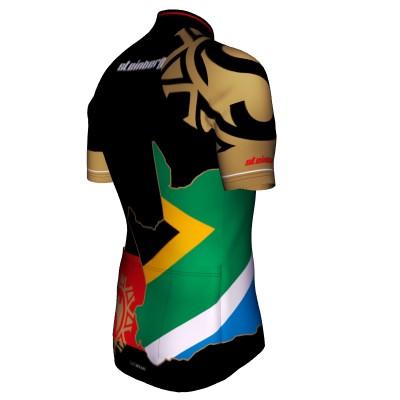 Radtrikot Südafrika Variante 01 – Bild 2