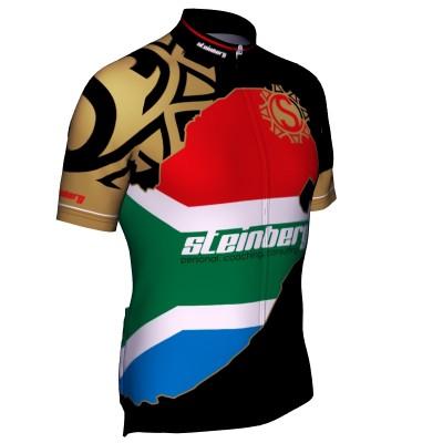 Radtrikot Südafrika Variante 01 – Bild 1