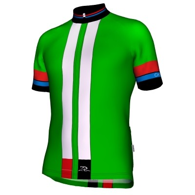 Radtrikot Race Green Edition – Bild 1