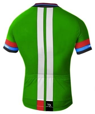 Radtrikot Race Green Edition – Bild 3