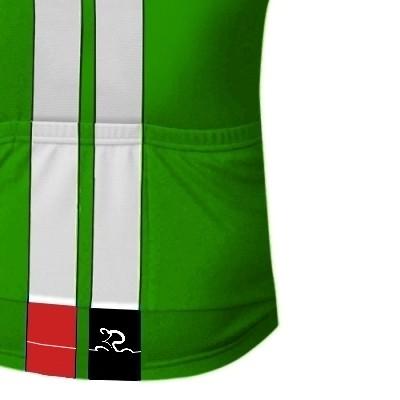 Radtrikot Race Green Edition – Bild 4