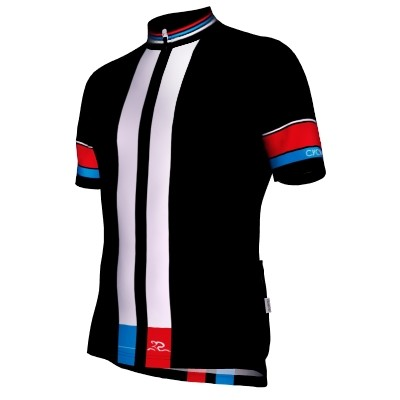 Radtrikot Race Black Edition – Bild 1