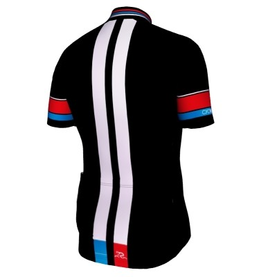 Radtrikot Race Black Edition – Bild 2