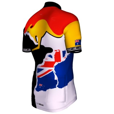 Radtrikot Down under Australien – Bild 2