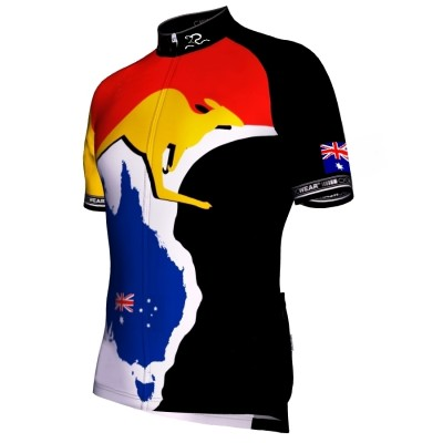 Radtrikot Down under Australien – Bild 1