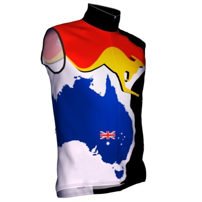 Radtrikot Down under Australien – Bild 6