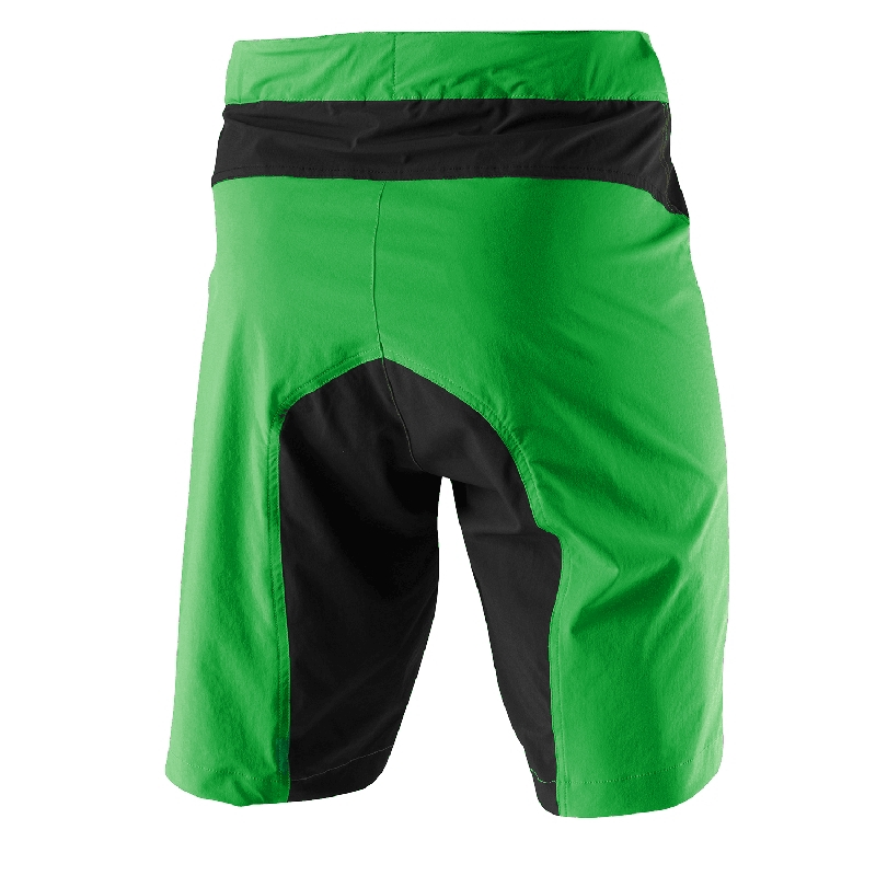 Bike Short Tourano Green Edition – Bild 2