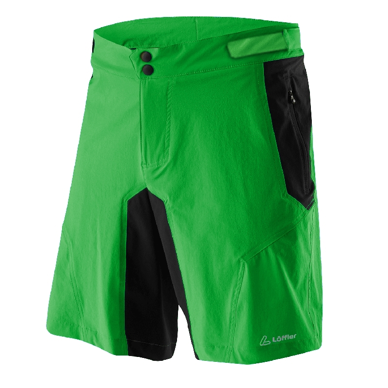 Bike Short Tourano Green Edition – Bild 1