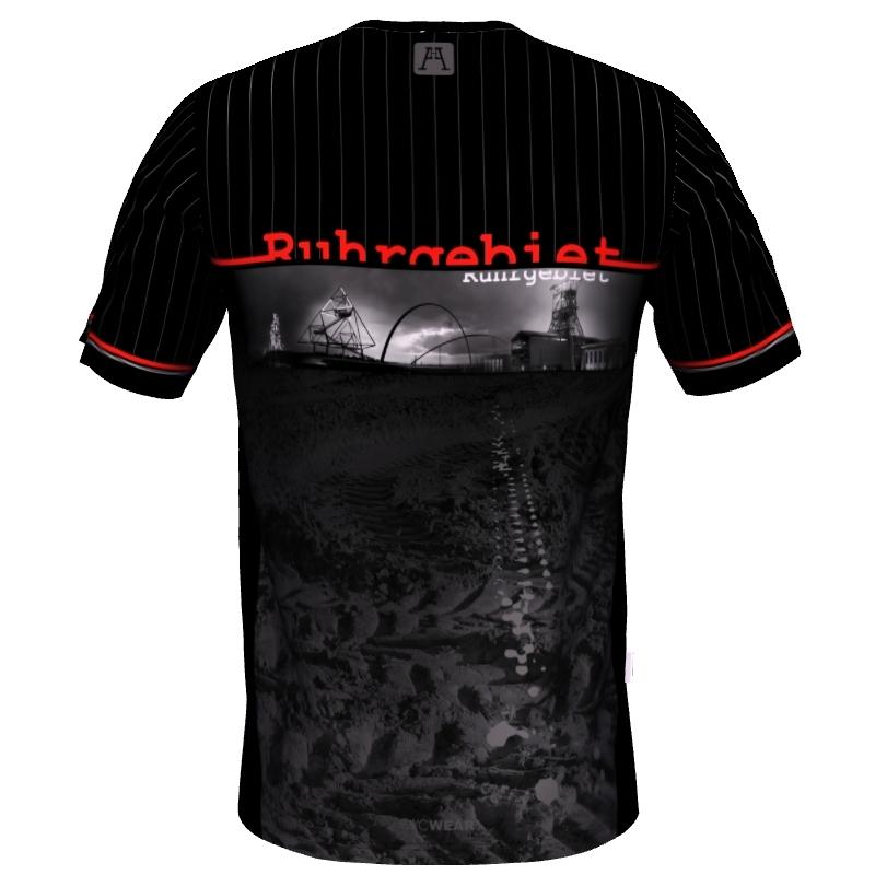 Shirt Trikot Ruhrgebiet, Kurzarm – Bild 5