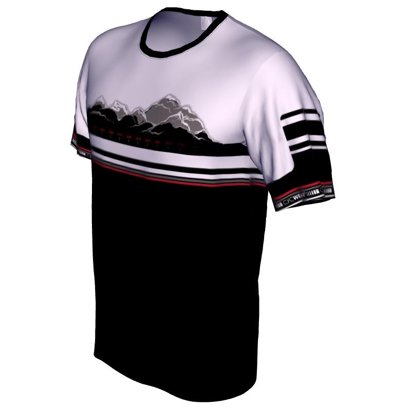 MTB Trikot Bike Shirt Transalp Alpencross 001