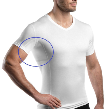 Men's (women) functional undershirt laulas [[EXTREME]] - against underarm sweating