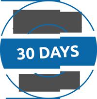 30 Tage Geld zurück Garantie