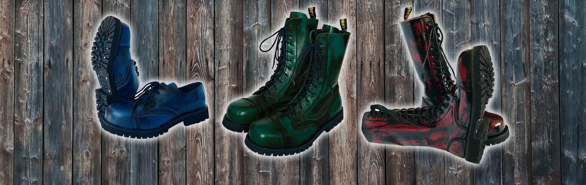 Urban Ranger Boots jetzt im Outlet