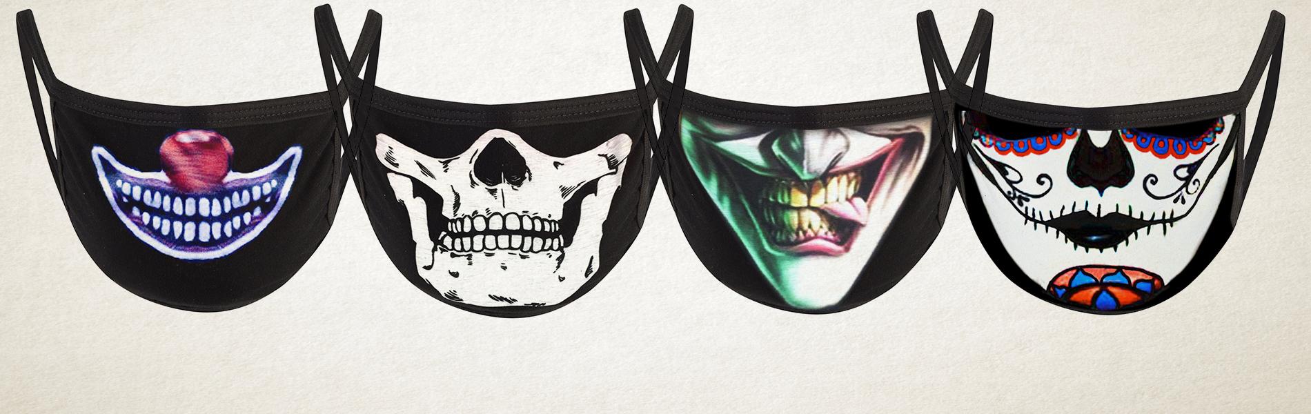 Mund-Nase-Masken