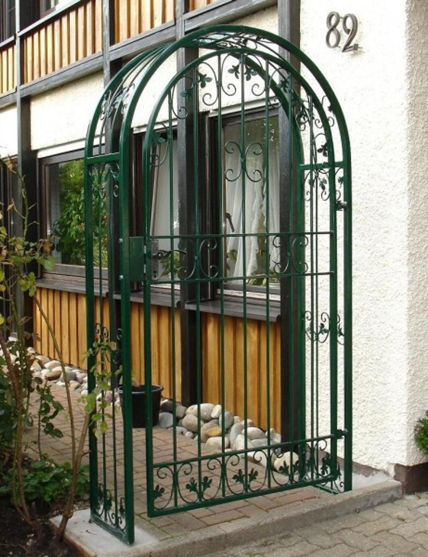 Unterschiedlich Tor Gartentür Pforte Rosenbogen Tür Monaco-RBGT-RBS 100/200/30  ZK37
