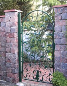 Gartentor Pforte Tür Lisbao-RBGT 200/100S  ZINK – Bild 1
