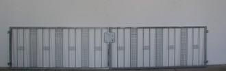 Gartentor Hoftor Tor Living-FT400/100 Verzinkt – Bild 1