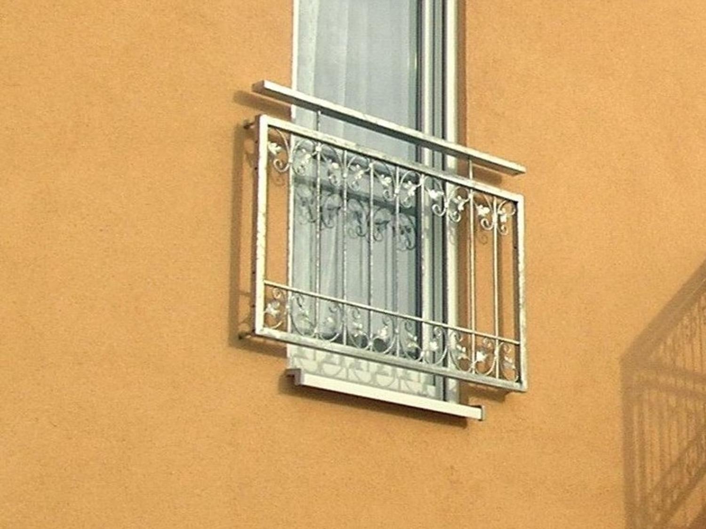 Balkongelander Franzosischer Balkon Monaco Fb80 100 Metall Feuer