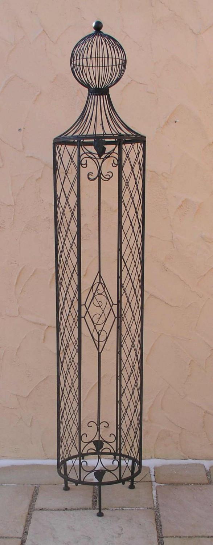 rankstab rankhilfe rankgitter obelisk wells xxl 225. Black Bedroom Furniture Sets. Home Design Ideas