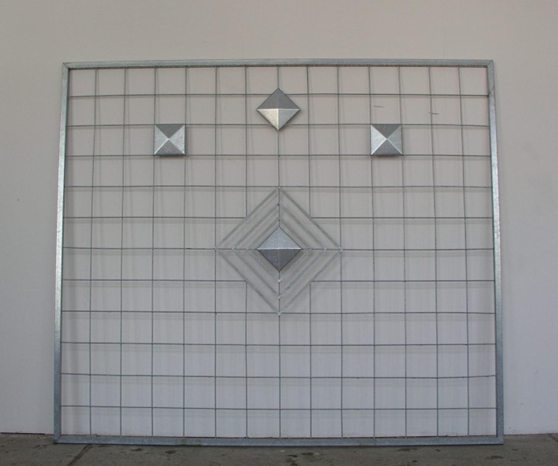 Riesen Xxl Sichtschutz Rankwand Rankgitter Diamond 214 186