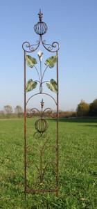Rankstab Spalier Rankhilfe Rankgitter Rosenstab Obelisk Garten Floranti – Bild 1