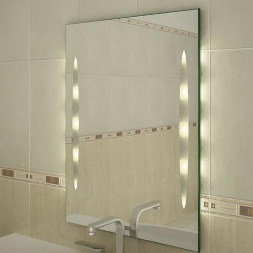 Leuchtspiegel Peitho II,  800 x 700 mm (BxH)