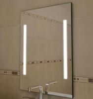 Adonis II Badspiegel mit Licht ,  800 x 800 mm (BxH)   001
