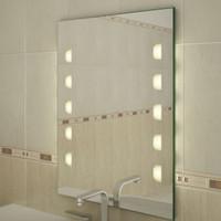 Lichtspiegel Klio II,  900 x 700 mm (BxH) 001