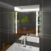 Badspiegel Keto II