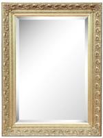 Holz-Rahmen Galina mit ovalem Spiegel 001