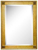 Holz-Rahmen Dana mit Spiegel 001