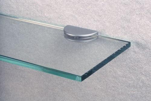 Glasablage mit Glasplattenträgern – Bild 2