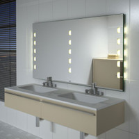 Badspiegel Klio III 001