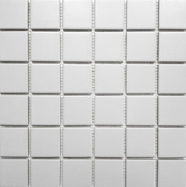 Mosaik Light Grey Keramik 30x30 cm