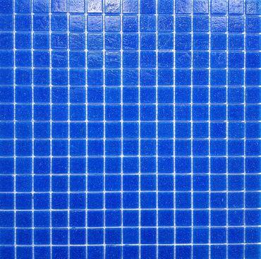 Mosaikfliese Plastik Dunkelblau 30x30 cm