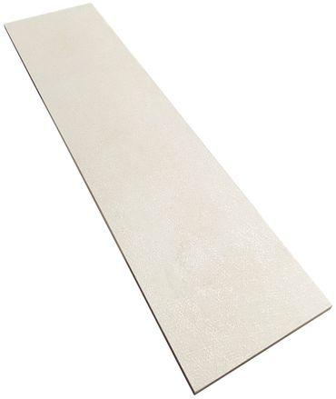 Bodenfliese Lido Crema Matt rektifiziert 15x60 cm – Bild 2