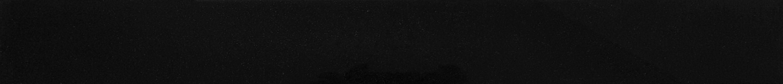 Nero Assoluto Granit Sockelleisten Poliert 7x61x1 Cm