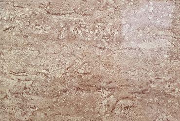 Wandfliese Travertin Coffee Poliert Glänzend 30x45 cm – Bild 1