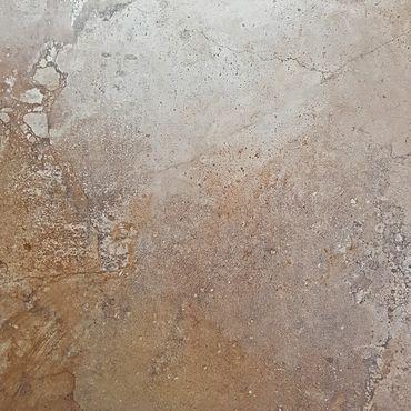 Bodenfliese Roma Braun Matt Römischer Verband – Bild 1