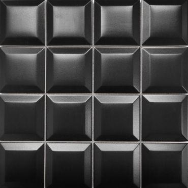 Mosaik Shop Schwarz Villeroy Boch 30x30 cm – Bild 1