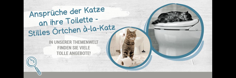 Katzentoilette