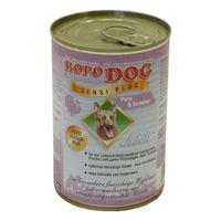 RopoDog Sensi Plus Pute & Gemüse 400 g