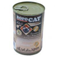 RopoCat Adult feinster Truthahn & Krabben 400g
