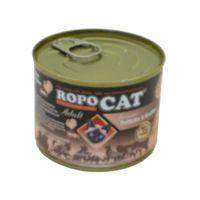 RopoCat Adult feinster Truthahn & Krabben 200g