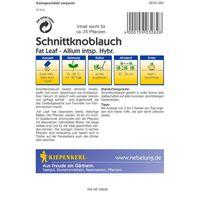 "Kiepenkerl Schnittknoblauch Fat Leaf ""Profi Line"" – Bild 2"